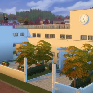 建物/学校を作る