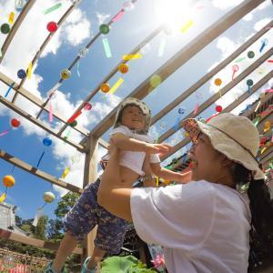 【静岡】夏の風鈴で有名な可睡斎