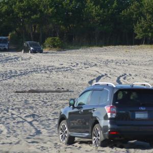 【静岡】車で入れる砂浜|福田海岸