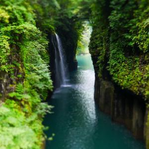 【宮崎】山の中にある絶景スポット|高千穂峡