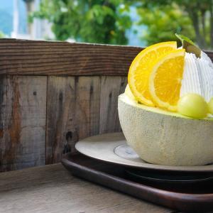 【岐阜】どっさりフルーツで見た目も美味しい|ノカフェ