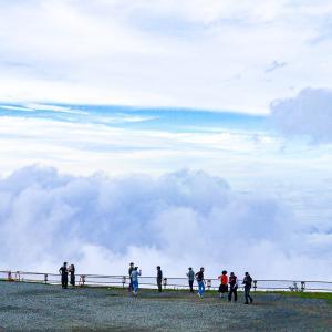 【長野】標高2,000mから雲海を見下ろす|美ヶ原高原