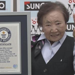 91歳『世界最高齢の総務部員』に学ぶ「働く意義」とは
