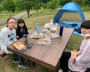 どんどん焼きピクニック