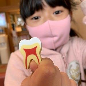 歯医者さんへ