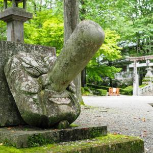 【鹿沼市】(必見) 寺社ガールに大人気『古峯神社』