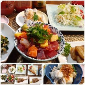 海鮮チラシ寿司