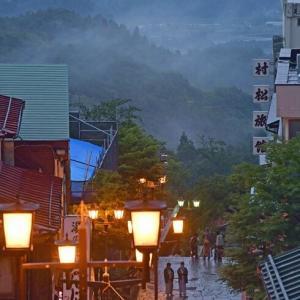 【温泉街騒然】伊香保温泉で休館中のホテル全焼