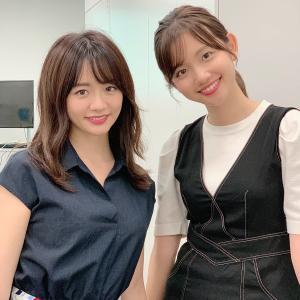 【悲報】テレビ東京 女子アナトップ争い「田中瞳と森香澄」wwww