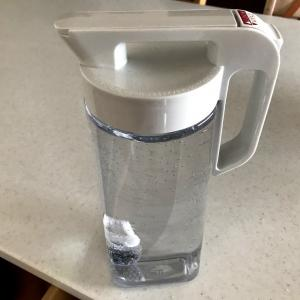 マグネシウムの粒で水素水