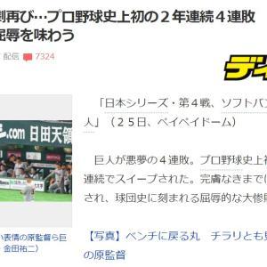 来季から日本シリーズ中止でええし