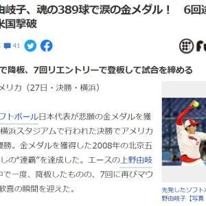 阪神エキシビション&奇跡プレーでソフト優勝!
