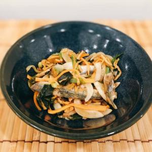 【NEW】食物繊維補強 イワシの南蛮漬け