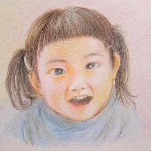 子供の絵 描きました。