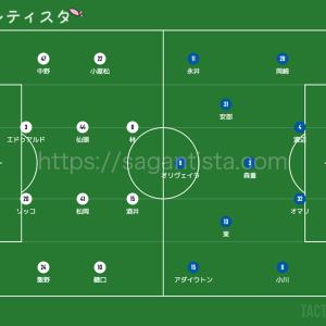 編集長が分析!サガン鳥栖vsFC東京戦レビュー|J1リーグ第11節2021年4月24日