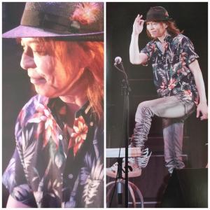【着物コーデ】ライブのお揃いコーデ#1「LIVE UTSU BAR 〜それゆけ歌酔曲~」