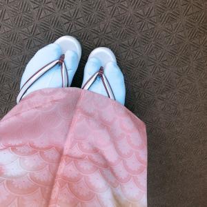 【きもの】アトリエM&M店長うめさんから、お着物類をお譲りいただきました♪