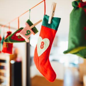 【クリスマス準備】イギリスの焼きマシュマロアドベントカレンダー