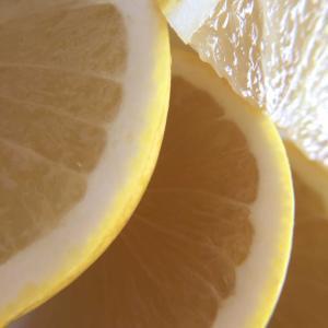 グレープフルーツとレモンジャムで涼