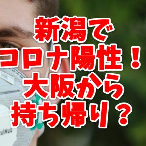 大阪でコロナに感染した新潟市の自営業20代男は誰?名前や住所は?感染経路は?