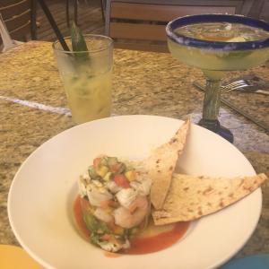 【フロリダ観光】Nice Restaurant in Tampa/海を見ながら食事ができるレストラン