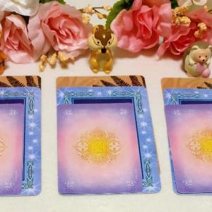8/8 新しい自分への三択 オラクルカードです