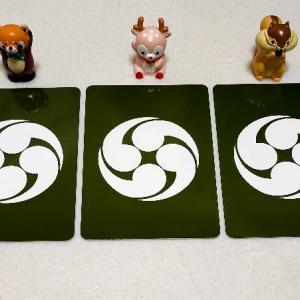 10/27 オラクルカード 日本の神託カードで三択です