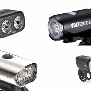 【ロードバイク】ライトってどれを選べばいいの?その1【初心者入門】