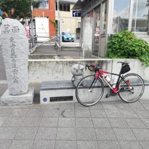 【雑記】20210829 大阪の中でお山練