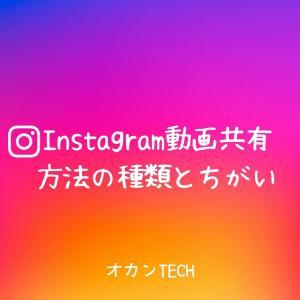 Instagramのフィード、ストーリー、リール、IGTVに投稿できる動画の時間は?違いを解説