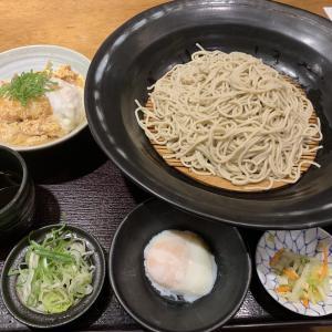 """【生そばあずま ソイ33/1店】大盛り蕎麦をプロンポンの""""あずま""""でいただく!@プロンポン"""