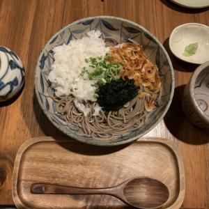 桜海老と海苔が香るお蕎麦を『笹弥』でいただいてきた!(バンコク蕎麦図鑑#1)
