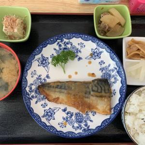 【ひまわり食堂】ホクホクのさばの味噌煮と鮭の燻製をトンロー『ひまわり食堂』でいただいてきた!メニュー詳細あり@トンロー