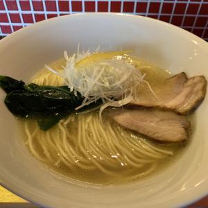 海老香る六九麺の『鶏清湯潮らぁ麺』@トンロー(バンコク塩ラーメン図鑑#1)