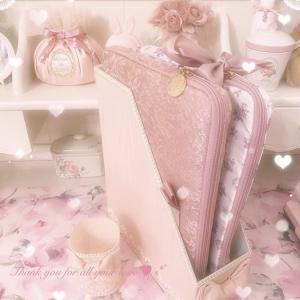 ピンク・フェミニンファイルスタンドボックスご購入のお客様が素敵にご紹介くださいました!!