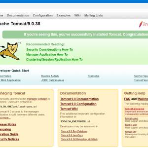 FreeBSD でApache tomcat9インストール