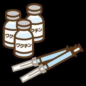 モデルナ社ワクチン2回目接種完了