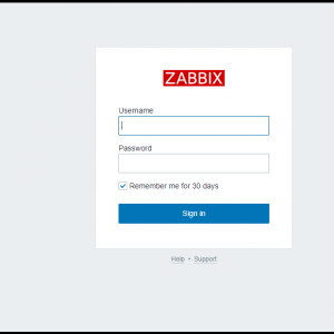 ZABBIXのrepositoryをダウンロードしてインストール