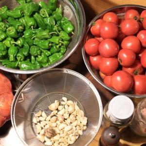 欲張りなトマトソース (MEMO)