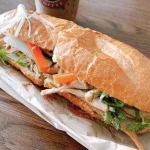 フランス領だったベトナムのパンが美味しいってほんとかな。
