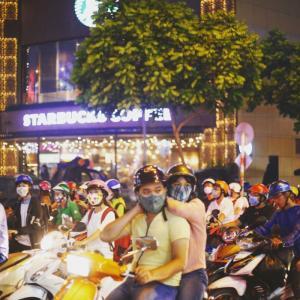 ベトナムで本当にバイクを運転できる? ホーチミンあるある物語 バイク 編