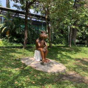 ぼっちホーチミン探検 サイゴン動植物園は喧噪から離れてリフレッシュできるオアシス空間だ