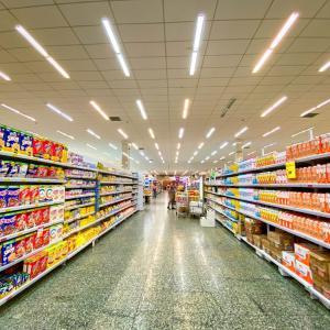 ぼっちホーチミン探検 韓国系スーパーマーケット e-mart