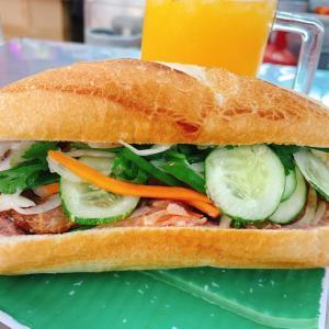 【ぼっちホーチミン探検】食べてみたいベトナムのバインミーはどれ?