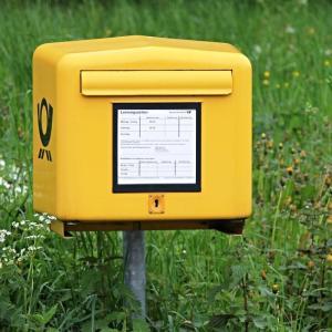 ホーチミンシティで市内あての郵便を1通出した。