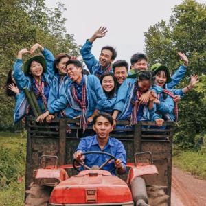 【リスペクト】自然にどんな時でも当り前に ベトナム人のボランティア精神