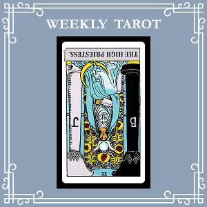 【 WEEKLY TAROT 】今週のタロットメッセージ/2021.1.25~1.31