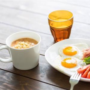 【少し意外かも】朝食に食べると痩せる食べ物