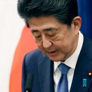 安倍首相、辞任会見(8/28)