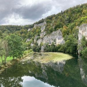 ハイキング in ドナウ渓谷(Donautal )
